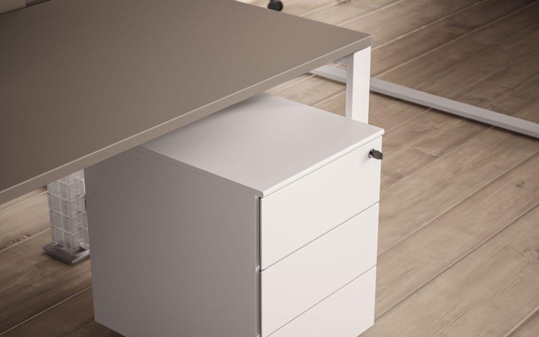 Units & Pedestals Storage System