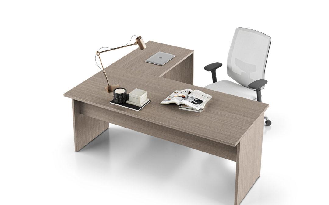 Side Wood Desk