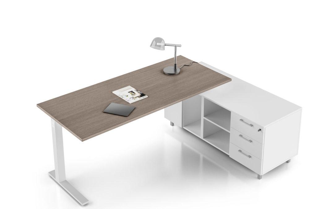 CSquare Leg Desk