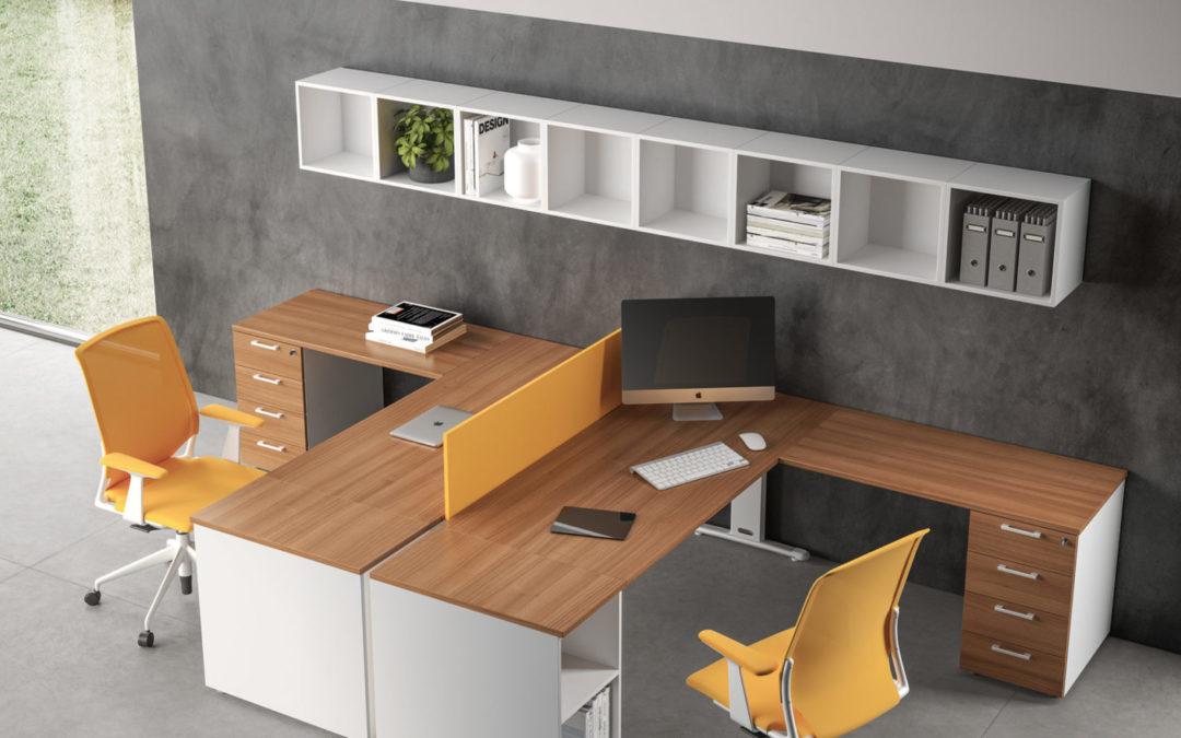 Leg T Desk