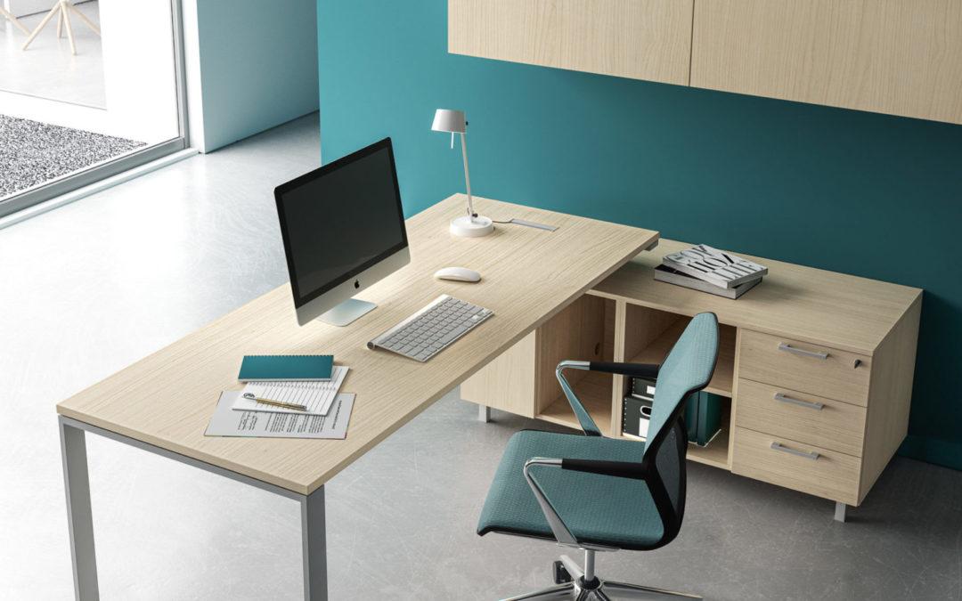 U-Leg Desk