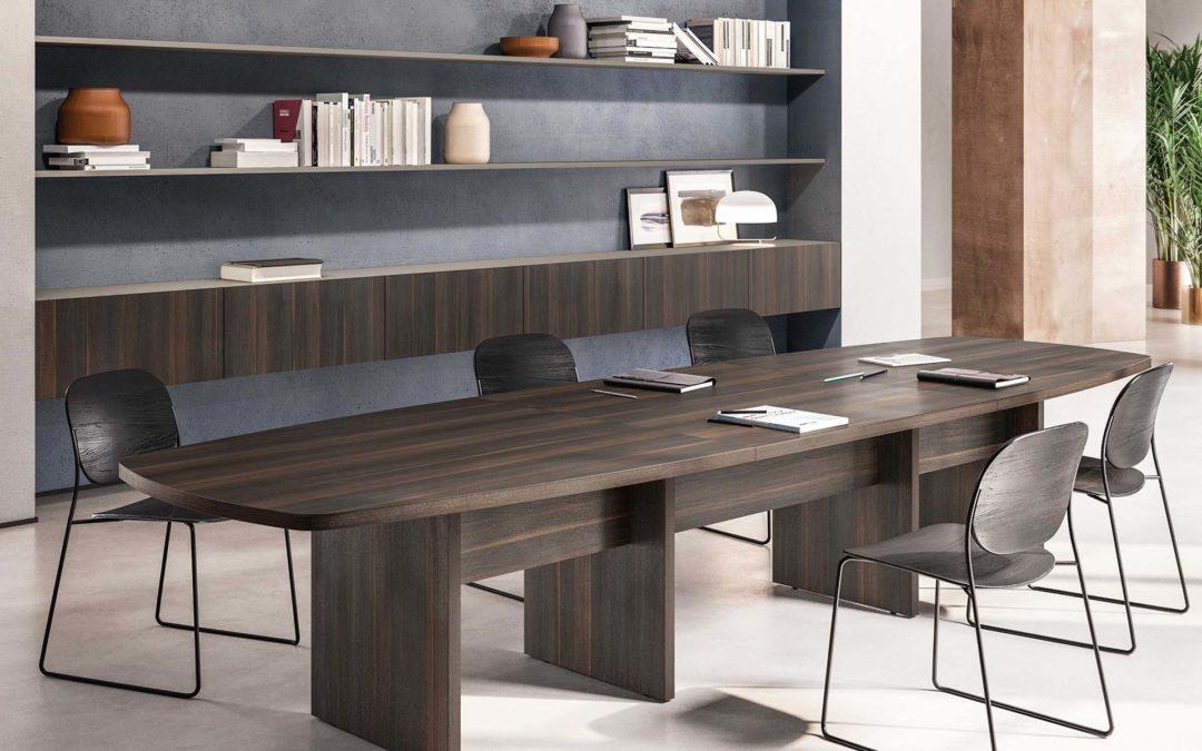 Wooden Side Meeting Desk