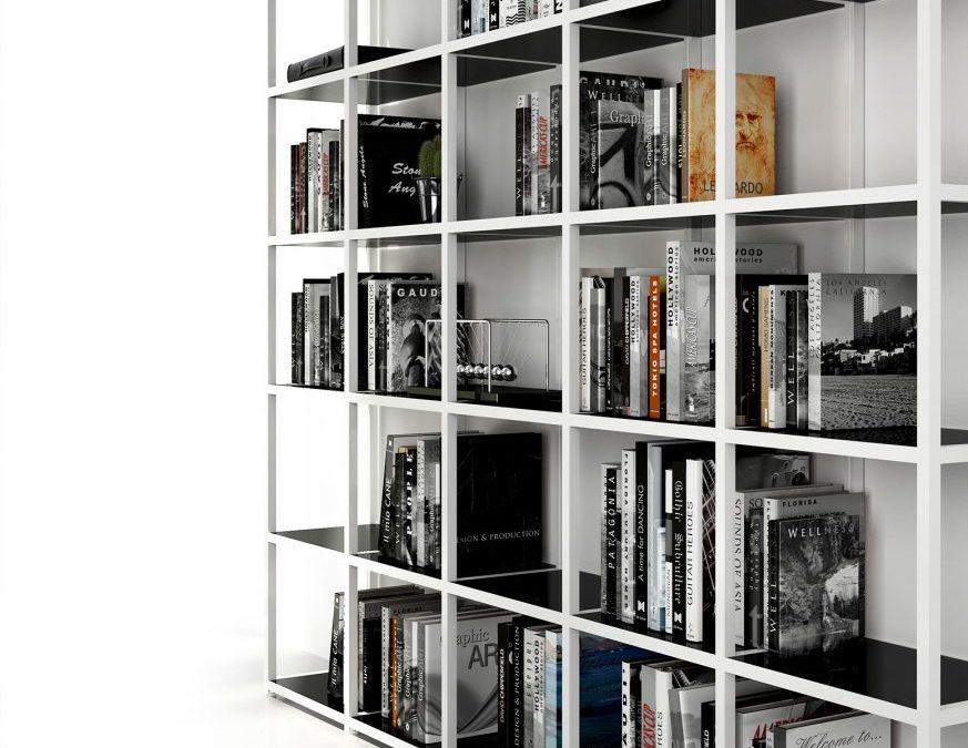 Yoga Bookcase