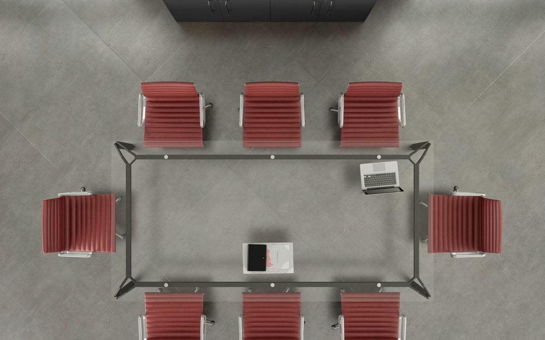 Yoga Meeting Table