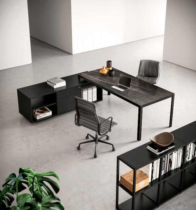 Hype Desk w Storage